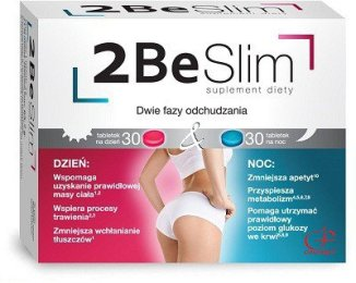 2 Be slim - Colfarm - Tabl*60