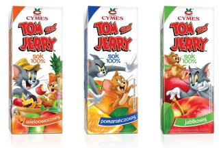 100% Sok MIX Tom&Jerry 0,2 l