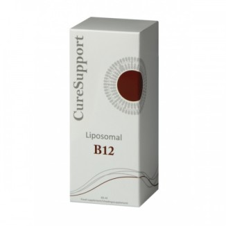 Witamina B12 Liposomalna (60 ml), CureSupport