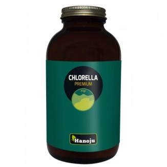Chlorella Premium 400mg, 800 tabletek